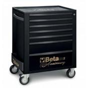 Wózek narzędziowy z 7 szufladami pusty jubileuszowy Beta 2400/C24S7-80