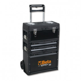 Wózek narzędziowy trzyczęściowy pusty Beta 4300/C43
