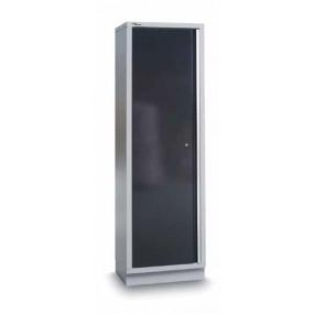 Szafa jednodrzwiowa z blachy ze wspornikami Beta 4500/C45AS1