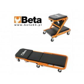 Leżanka z siedziskiem Beta 3002