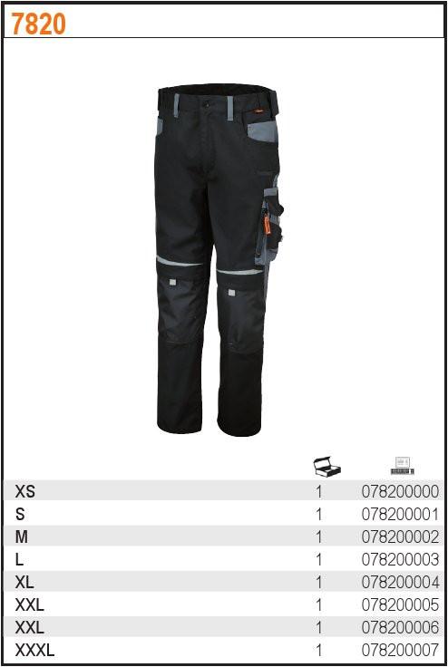 Spodnie robocze Beta 7820 sklep internetowy Beta24.pl