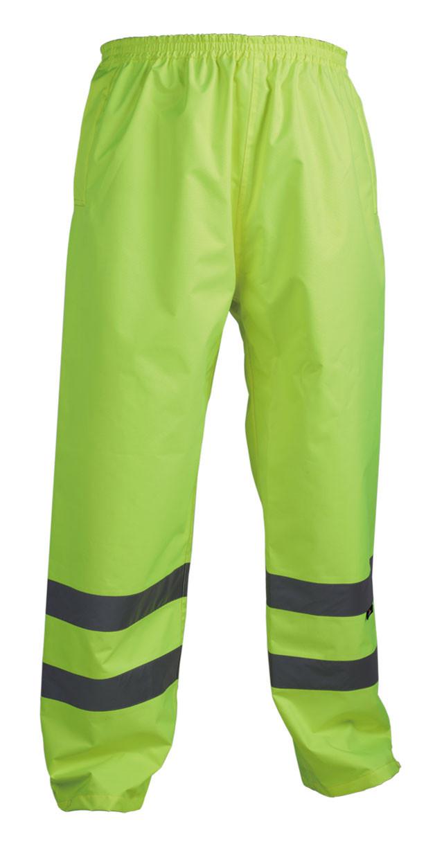 babd5ee768a263 ... Spodnie ostrzegawcze przeciwdeszczowe żółte Vizwell VWJK07Y. VWJK07Y