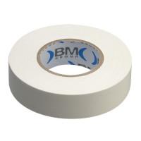 Taśma elektroizolacyjna biała 15mmx10m BM Group ESB1510BI