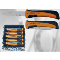 Pakiet dystrybucyjny 32 noży ze stali nierdzewnej Beta 1777BM