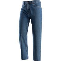 Spodnie dżinsowe ocieplane podszewką flanelową Greenbay 436505