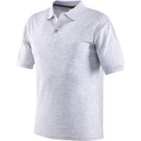 Koszulka polo ECO bawełniana jasnoszara Greenbay 471029