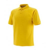 Koszulka polo ECO bawełniana żółta Greenbay 471037