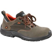 Półbuty bezpieczne zamszowe typu trekking SKL 510139