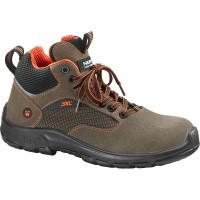 Trzewiki bezpieczne zamszowe typu trekking SKL 515141