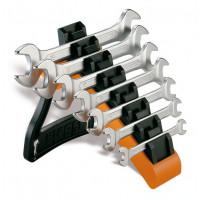 Komplet 7 kluczy płaskich dwustronnych Beta 55/SP7