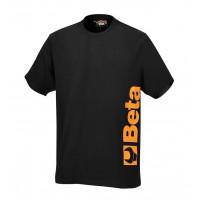 Koszulka, t-shirt czarny Beta 7549N