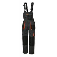 Spodnie robocze na szelkach Beta Easy 7863E Light