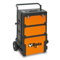 Wózek narzędziowy trzyczęściowy bez wyposażenia na dwóch kołach Beta 4200/C42H