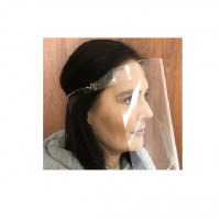 Certyfikowana przyłbica ochronna na twarz