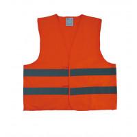 Kamizelka ostrzegawcza pomarańczowa Vizwell VWEN01O