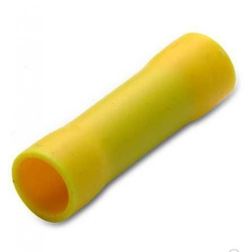 Złącza równoległe izolowane PVC żółte 50szt. BM Group BM00362 - przekrój: 4-6mm2