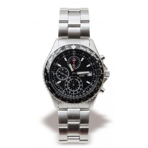 Zegarek na rękę SEIKO® z mechanizmem produkcji japońskiej, koperta stalowa, wodoszczelny do 10 atm