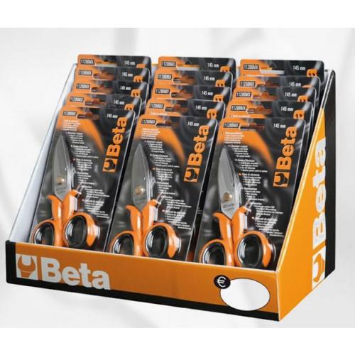 Pakiet 15 nożyczek dla elektryków Beta 1128BMX