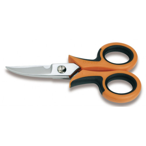 Nożyczki dla elektryków ostrza odgięte Beta 1129BM
