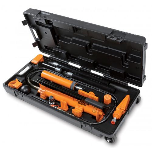 Zestaw pompy hydraulicznej ręcznej 10t i akcesoriów do naprawy nadwozia Beta 1365/K13