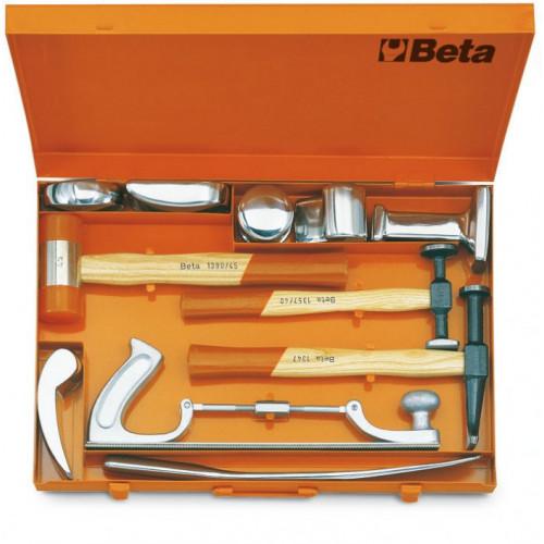 Zestaw narzędzi blacharskich Beta 1369/C11X