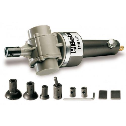 Szlifierka pneumatyczna do docierania zaworów z akcesoriami Beta 1455SVP