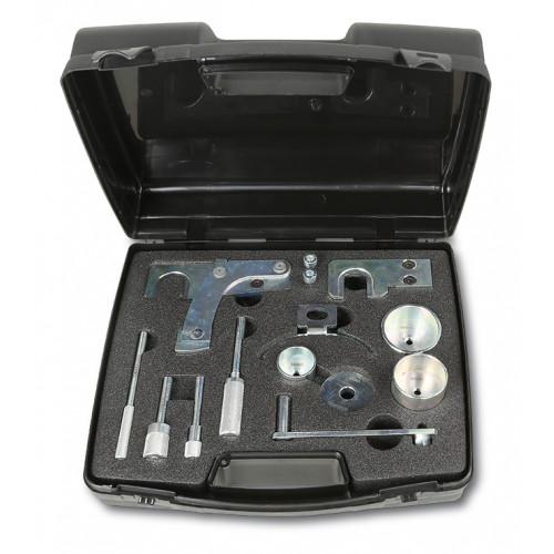 Zestaw narzędzi do ustawiania układu rozrządu w silnikach Renault, Nissan, Opel i Suzuki - diesel Beta 1461/C11G