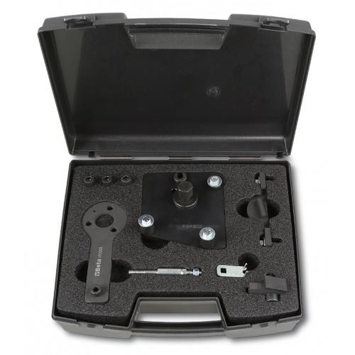 Zestaw do blokowania i ustawiania rozrządu w silnikach benzynowych Fiat/Alfa/Lancia 1.2-1.4 8V Beta 1461/C26B