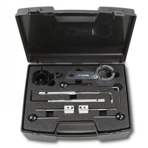 Zestaw narzędzi do ustawiania układu rozrządu w silnikach diesel Volkswagen/Audi/Seat i Skoda Beta 1461/C30G