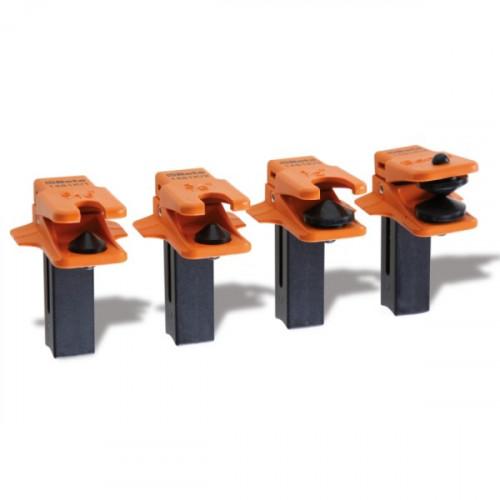 Zestaw 4 samozaciskowych końcówek do zamykania przewodów hydraulicznych Beta 1481K/S4