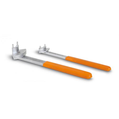 Komplet 2 narzędzi do ustawiania napinacza paska rozrządu Beta 1485VAG/K2