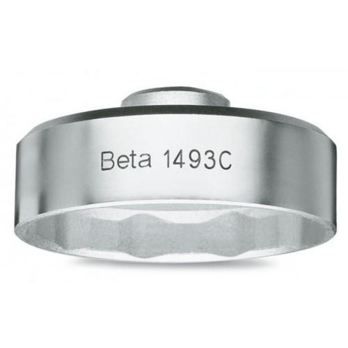 """Nasadka dziesięciokątna 1/2"""" do filtrów oleju Beta 1493/C"""