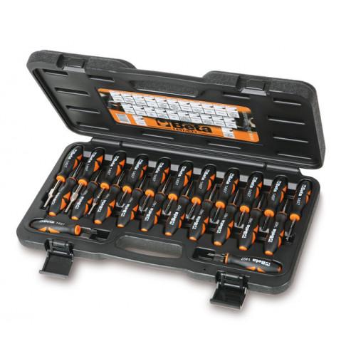 Zestaw 23 narzędzi odblokowujących do wtyczek samochodowych Beta 1497/C23