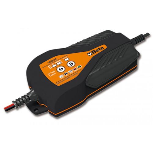 Ładowarka elektroniczna akumulatorów motocyklowych 12V Beta 1498/2A