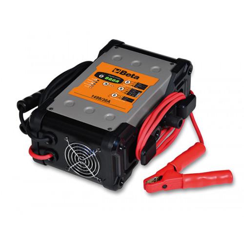 Ładowarka akumulatorowa wielofunkcyjna 6-12-24V Beta 1498/30A