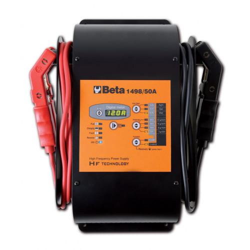 Ładowarka akumulatorowa wielofunkcyjna 12V Beta 1498/50A