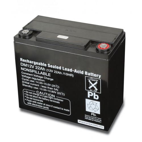 Akumulator 12V do urządzeń rozruchowych 12-24V Beta 1498B12/R02