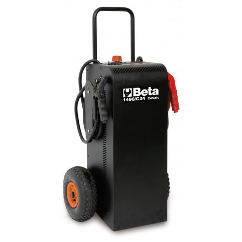 Urządzenie rozruchowe na kółkach 24V Beta 1498C/24