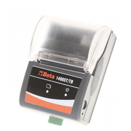 Drukarka Beta 1498ST/TB do próbnika akumulatorów Beta 1498/TB/12