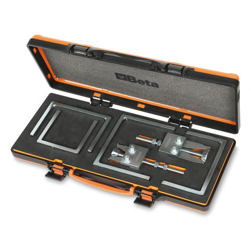 Ściągacze do wewnętrznych pierścieni zębatych w skrzyni biegów w pojazdach grupy FCA i Opel Beta 1548/C8