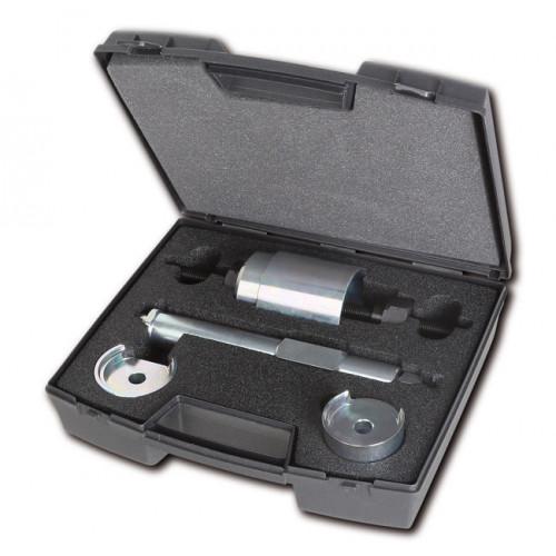 Zestaw narzędzi do montażu i demontażu tulei metalowo-gumowych Beta 1569/F