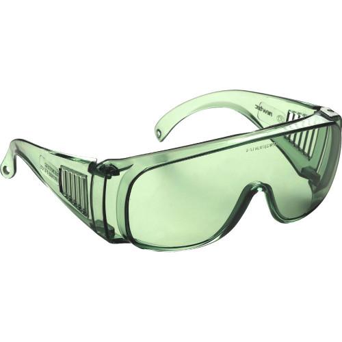 Okulary ET30 zielone z poliwęglanu Newtec 162008