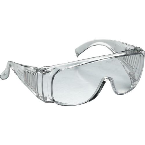 Okulary ET30 przeźroczyste z poliwęglanu Newtec 162010