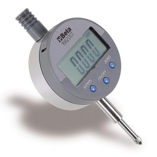 Czujnik zegarowy z odczytem cyfrowym Beta 1662DGT - zakres: 0-12.5mm