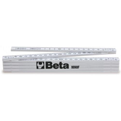 Przymiar składany z włókna szklanego Beta 1690F/2