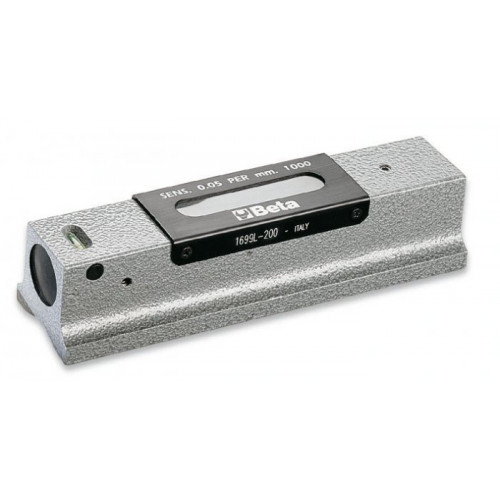Poziomnica pryzmowa liniałowa dokładność 0,05mm/m Beta 1699L