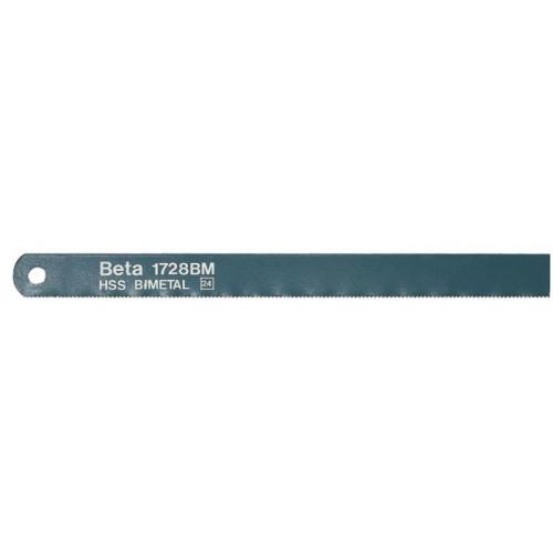 Brzeszczot do metalu HSS bimetal Beta 1728BM  - długość: 300 mm