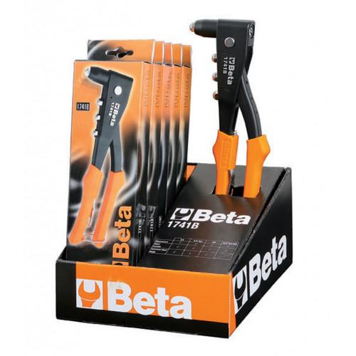 Zestaw 6 nitownic bocznych Beta 1741B
