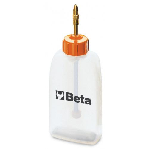 Olejarki butelkowe z tworzywa sztucznego z rurką metalową wysuwaną Beta 1755