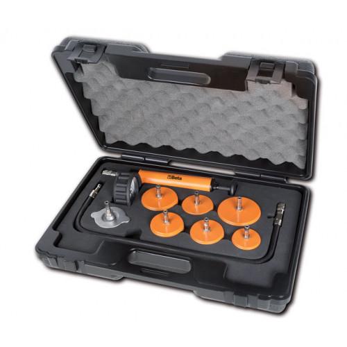 Zestaw narzędzi do testowania szczelności systemów chłodzących ciężarówek Beta 1759HD/TRUCK